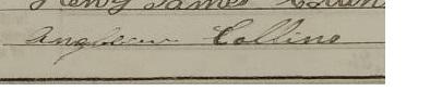 angelina's signature