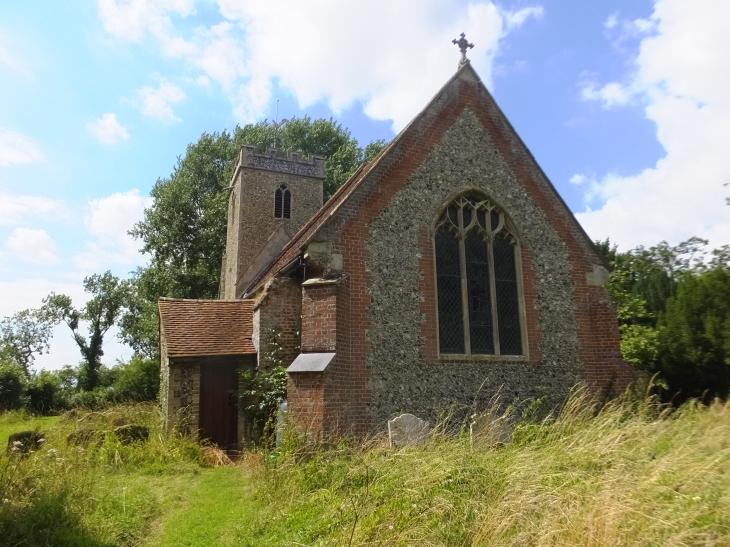 Cransford church