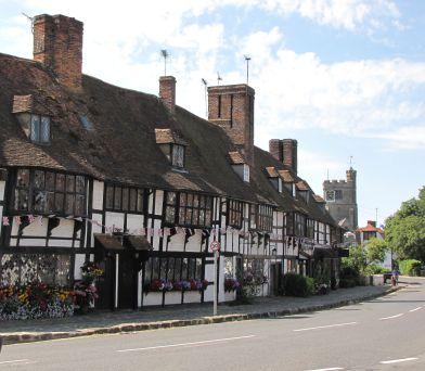 Biddenden High Street