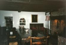 Interior of River Hall