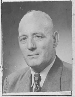 William John Hill in 1945